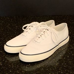 Sperry Topsider Captain's CVO Canvas Sneakers